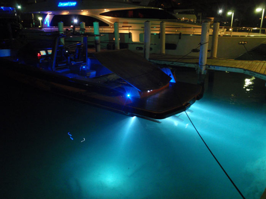 SV19 Underwater Lights