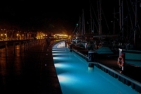 DV59 white underwater LED dock lights