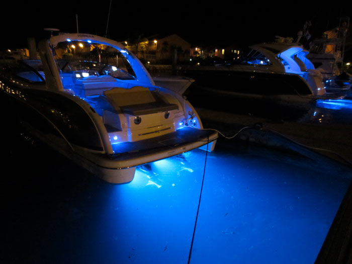 SV44 Underwater Lights