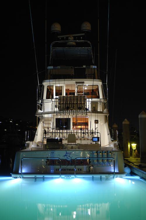 SV10 Underwater Lights