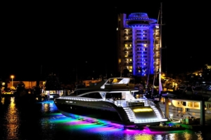 SV10 RGB boat lights