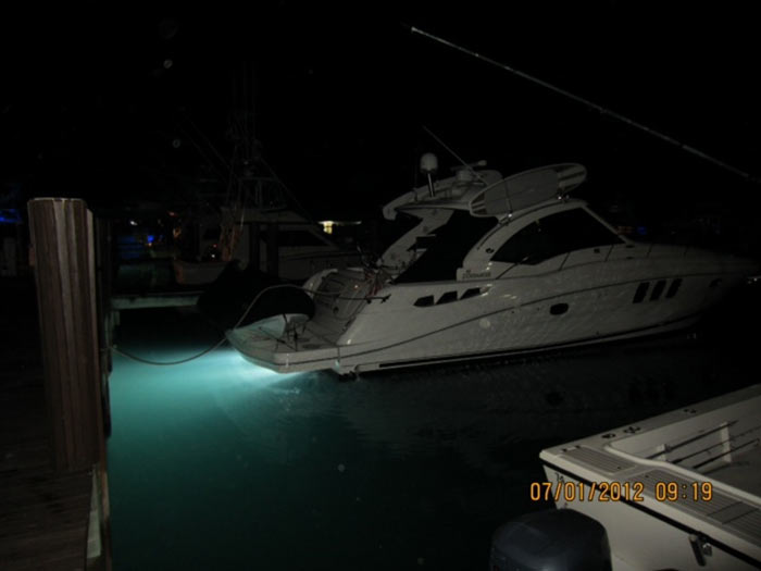 SV20 Underwater lights