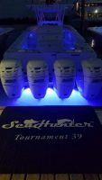 SV55 blue Gen II Underwater Lights
