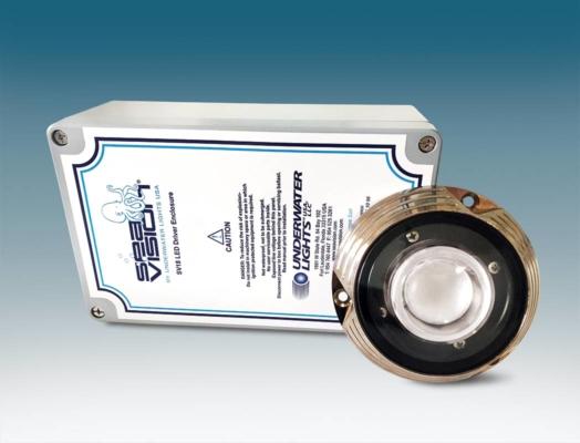 SV60 electroless LED underwater light