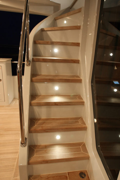 DV12 white LED Deck Lights