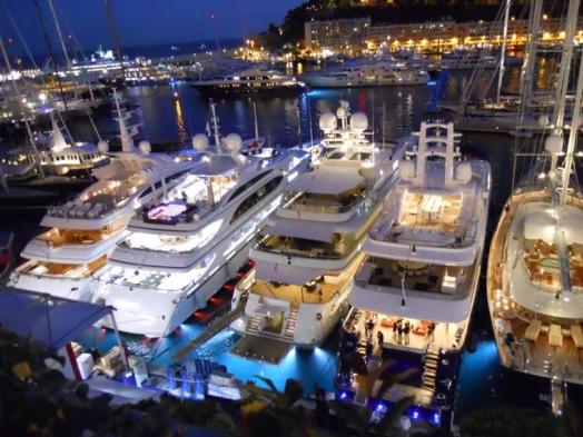 Monaco Yacht Show 2010